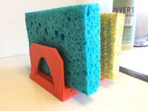 sponge-holder