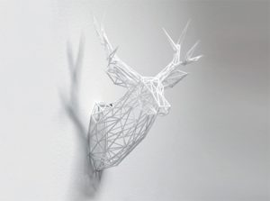 3d-printed-home-decor-stag