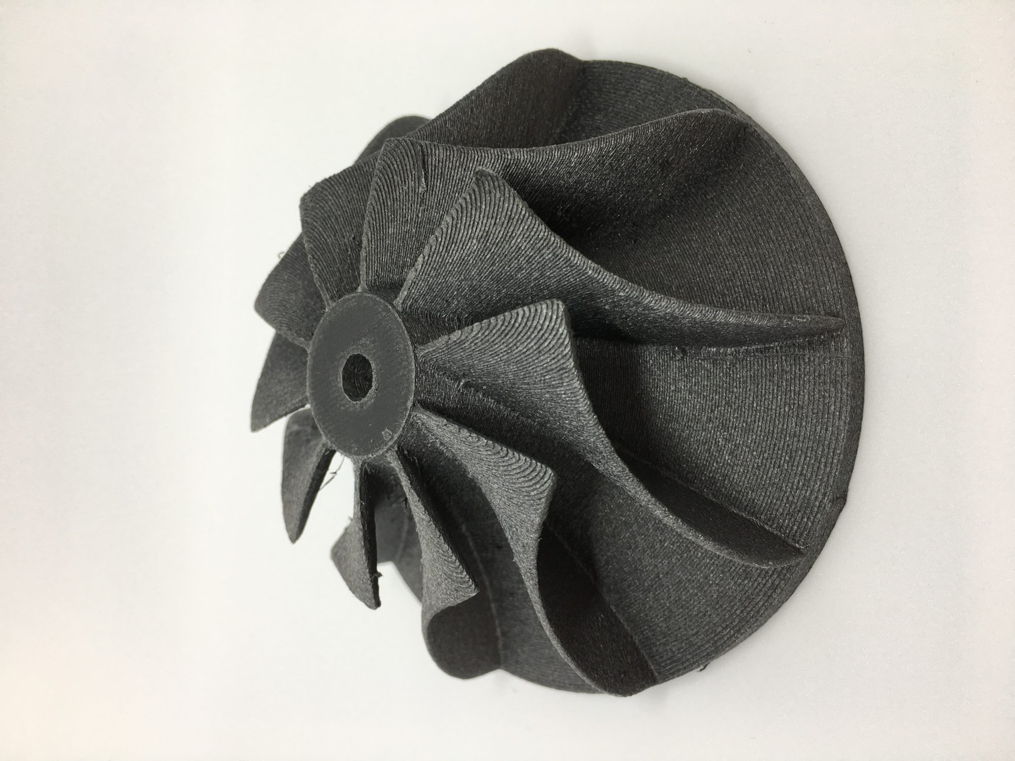 3D Printing With Carbon Fiber Filament